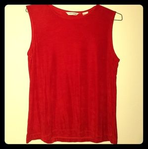 Red Tank Top, Dreasy